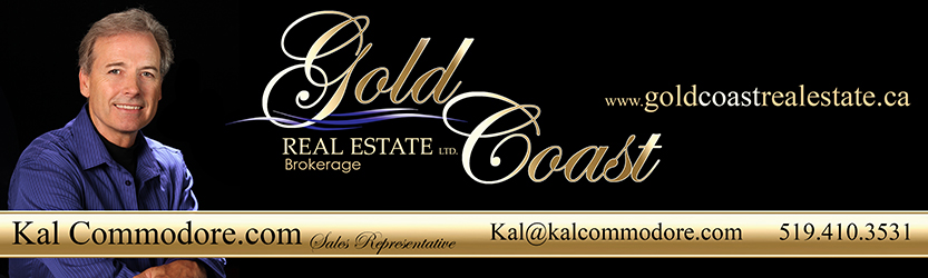 banner for Kal Commodore MLS Real Estate investment properties, homes, cottages and investments for sale in Port Dover, Turkey Point, Simcoe, Port Ryerse, Port Rowan, Long Point, on the Gold Coast in South Ontario, Ontario's Garden in Norfolk County on Lake Erie